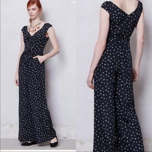 Leifnotes Anthropologie jumpsuit